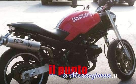 Tragico incidente stradale con la moto Ducati, muore Daniele Valente di Cervaro