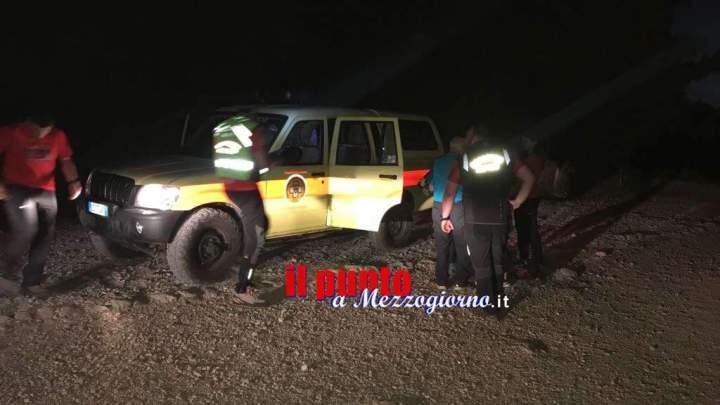 Tre ragazze disperse su monte Semprevisa, salvate dal Cnsas