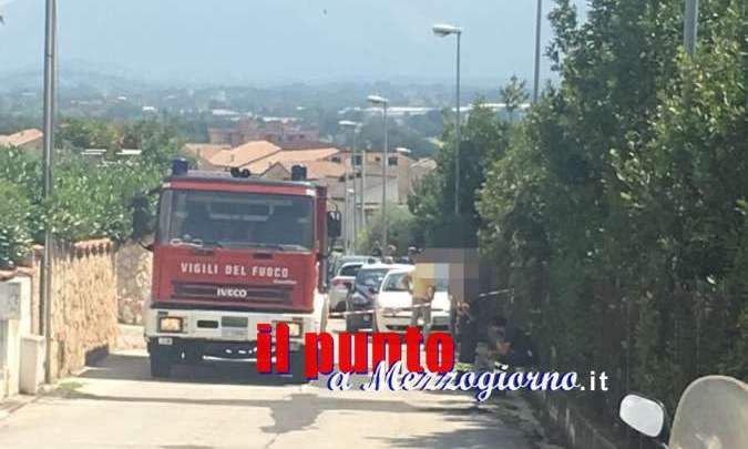 Tragedia a Piedimonte S.Germano: 56enne di Esperia muore per una ferita alla schiena