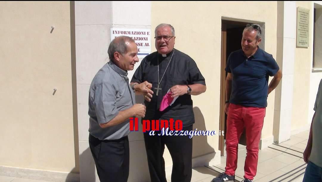 Santuario Santissima Trinità: I 40 anni di sacerdozio di Mons. Alberto Ponzi