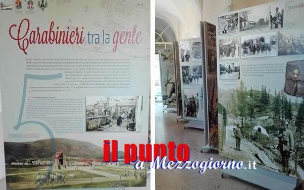"""Ventidue pannelli per raccontare """"La Grande Guerra"""", la mostra al comando carabinieri di Chieti"""