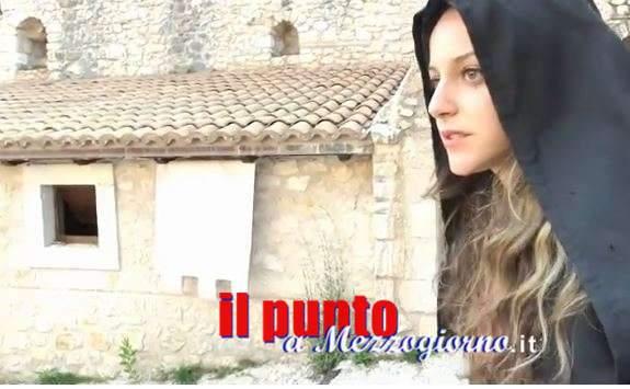 Preteritum, il film thriller girato nel Cassinate con attori locali e grandi ambizioni