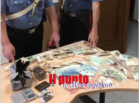Operazione Mazzancolle e caffè a Formia, eseguite tre misure cautelari
