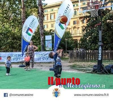 """Domenica """"Sport in piazza"""", giornata di sport per tutti"""