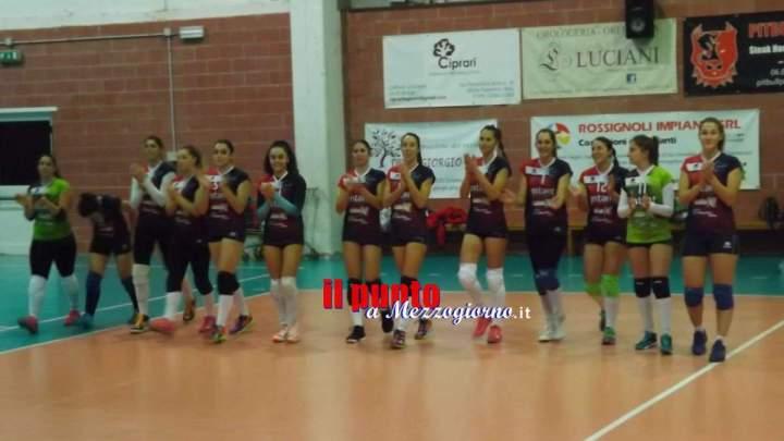 Volley Serie C. Trasferta vittoriosa della Intent Sport contro il Volley Terracina