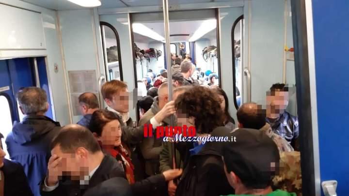 Treni Roma-Cassino, oggi la circolazione torna regolare