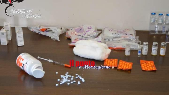 Alatri, perquisizione nelle palestre a caccia di farmaci vietati: otto indagati