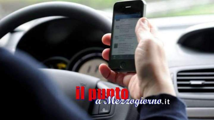 Ruba un costoso cellulare a Frosinone. Rintracciato con un app di geolocalizzazione e arrestato