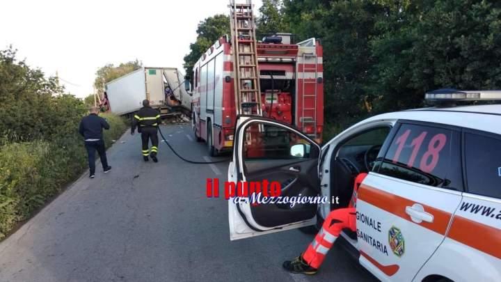 Tragedia della strada all'alba, muore a Velletri noto commerciante