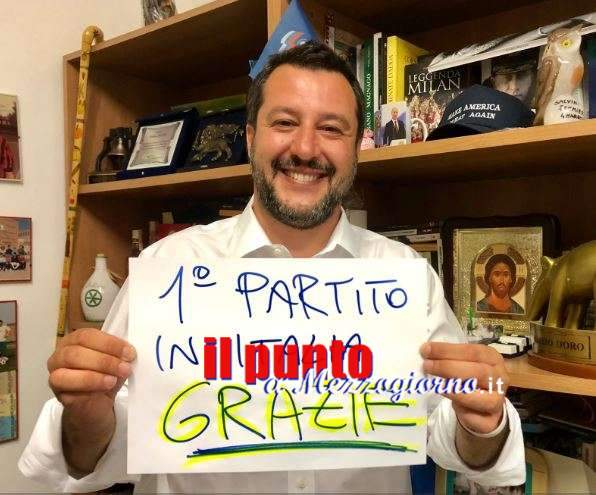 Elezioni Europee, Salvini sfonda il 30%… ma cambia poco o nulla