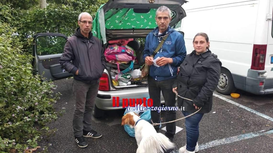 Disperati a Velletri, tre disoccupati dormono in una macchina