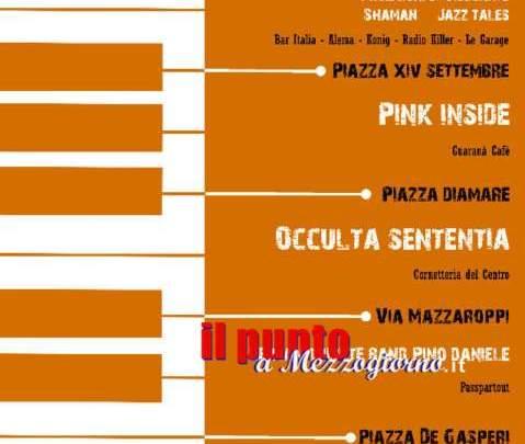 Cassino; sabato via a Musicassino, musica per la città