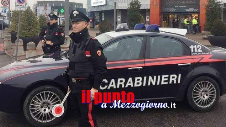 Sorpreso a Cassino con due etti di hashish e soldi, arrestato 52enne di Piedimonte