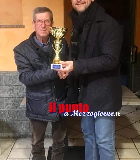 Quinto memorial Antonio Costa a Piumarola. Vince Alberto D'Aguanno