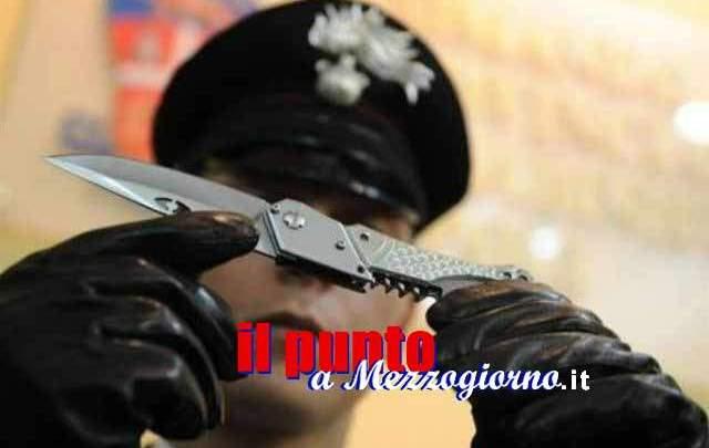 Ferite da coltello al torace, grave un 36enne di Cassino. Indagini in corso