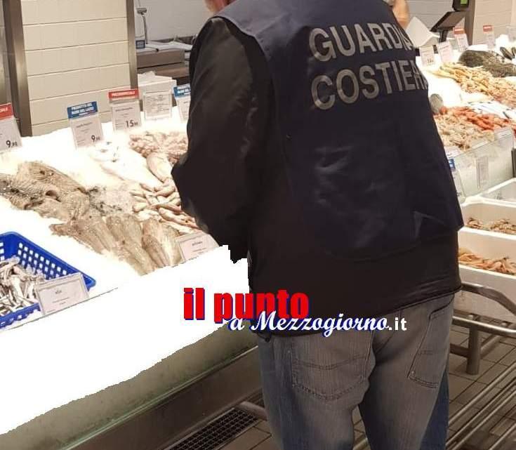 Ostriche per Natale a Cassino sequestrate dalla Guardia Costiera di Gaeta