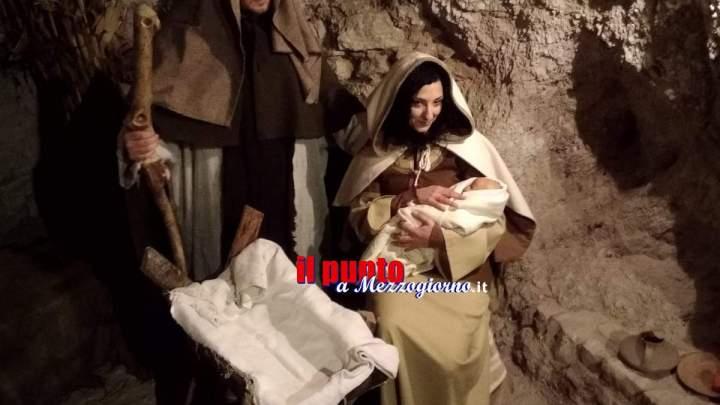 Trivigliano diventa Betlemme ma non dimentica le tradizioni Ciociare, a migliaia al Presepe Vivente