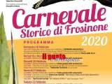 Frosinone, al via ilCarnevale2020