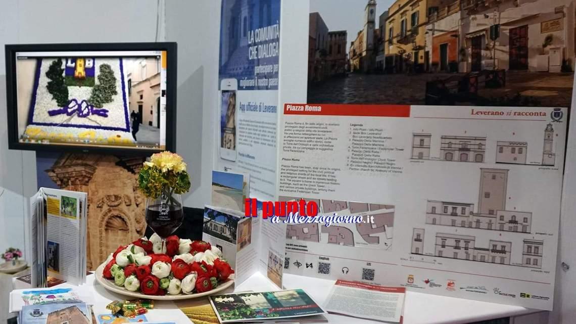 Lecce BTM 2020. IL turismo Accessibile in Puglia. Il caso di Leverano.