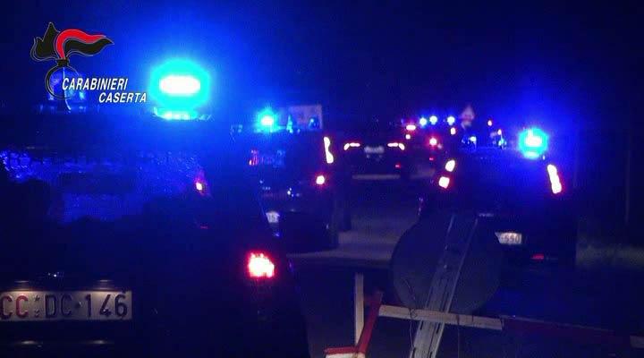 Operazione antidroga tra basso Lazio e Campania, 22 arresti