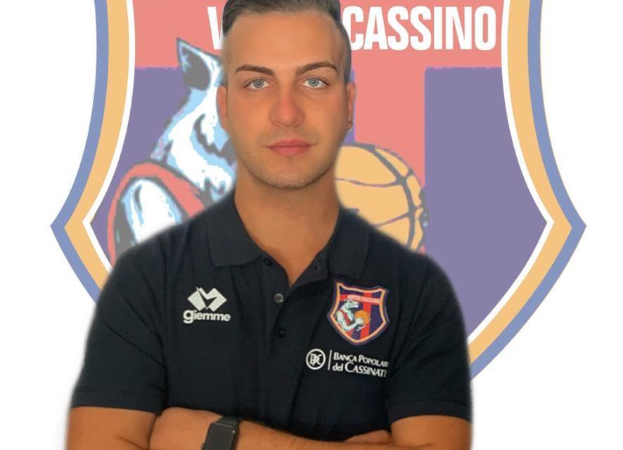 Gianluca Gerardi confermato come responsabile del settore fisioterapico della BPC Virtus Cassino