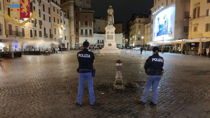 Roma – Omicidio a piazzale Appio, fermato a Napoli presunto assassino