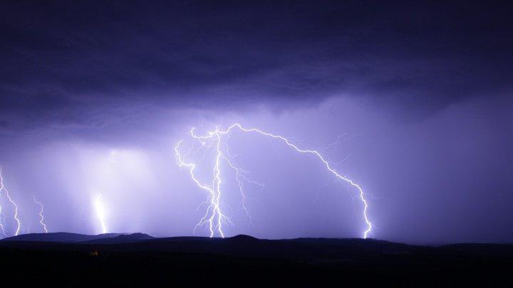 In arrivo temporali anche su parte del Sud