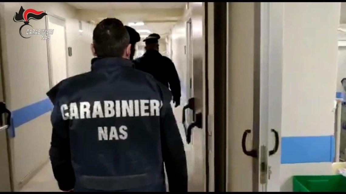 Tradffico di farmaci, 10 arresti e otto indagati in indagine Nas