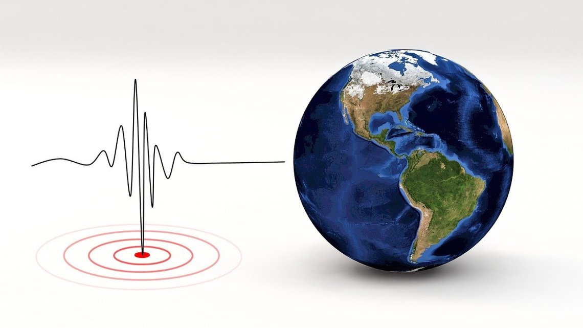 Terremoto di magnitudo 5.6 in mare nella provincia di Foggia avvertito al centro-sud