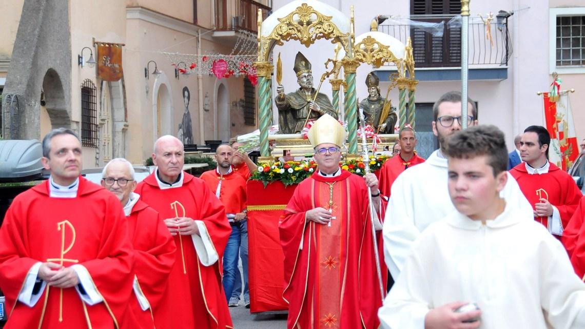 Festeggiamenti patronali  in onore dei Erasmo e Marciano, Vescovi e Martiri,  Patroni della Città e dell'Arcidiocesi di Gaeta