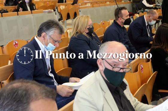 Marco Mottola, la mamma Anna Maria e l'ex maresciallo Franco Mottola (foto A. Nardelli)