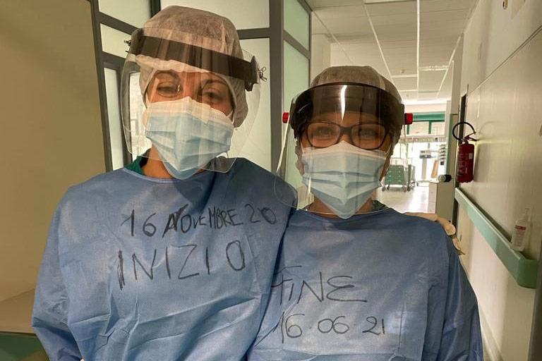 """Cassino, l'ospedale diventa  """"Covid free"""""""