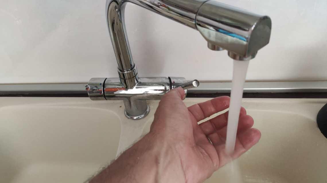 Picinisco, calo del flusso idrico, Acea trova il guasto in zona impervia e lo ripara