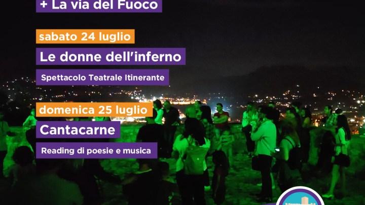 Cassino, Grossi: nuovo weekend di luci, fuochi e magia alla rocca Janula