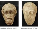 Saranno restituite domani dai carabinieri due teste in marmo rubate 41 anni fa al Museo Civico di Fondi