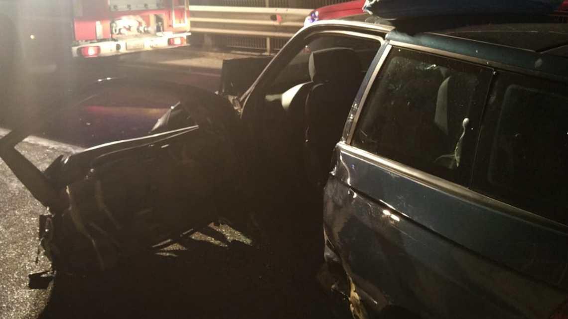 Incidente stradale a Montaquila, due feriti gravi