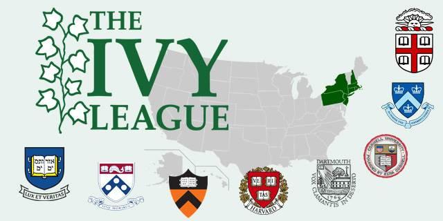 Le università dell'Ivy League
