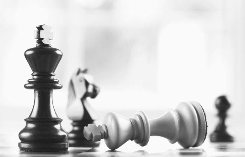 Gli scacchi, gioco sulla guerra, gioco sulla la vita