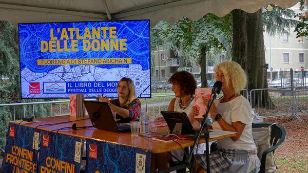 L'Atlante delle Donne al Festival del Geografie