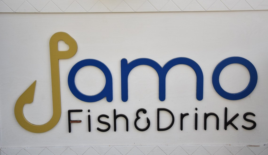 Castellamare del Golfo (TP): Jamo Fish&Drinks