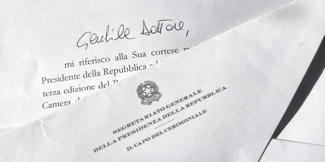 complimenti a Francesco Foglia