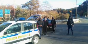 Camigliatello Silano. Carabinieri e Polizia Provinciale in azione