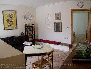 bed and breakfast Il Ramaiolo, Via Francesca, 307, 56020 Santa Maria a Monte (Pisa) - Toscana