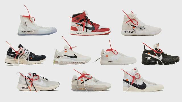 Hip Hop: TOP 10 Sneakers del 2017