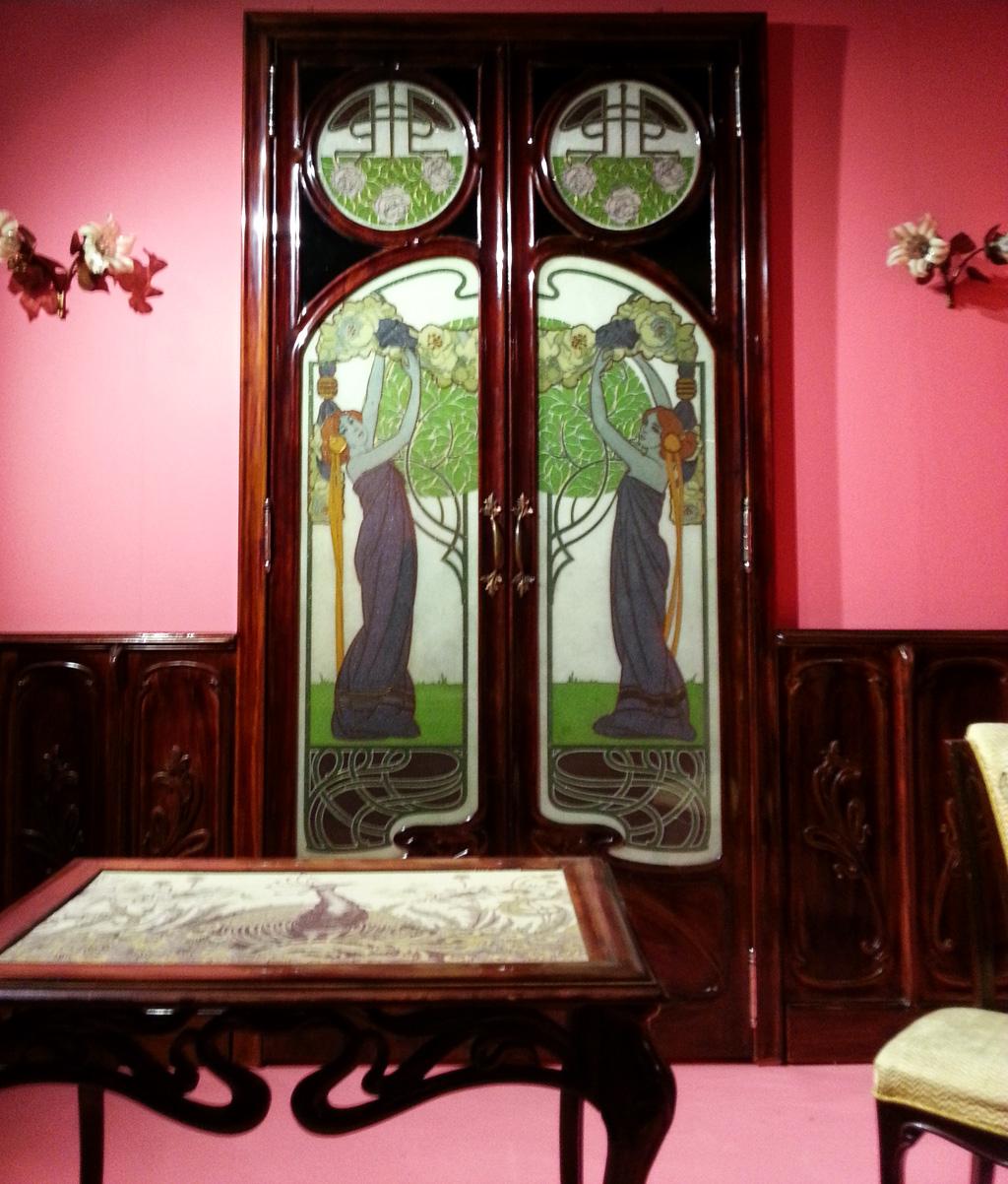 Mucha e l 39 art nouveau quadri fotografie mostre e for Arredamento art nouveau