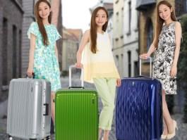 キャスターを見ればスーツケースの質がわかる