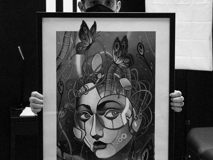 Opera di Luca Gemmiti