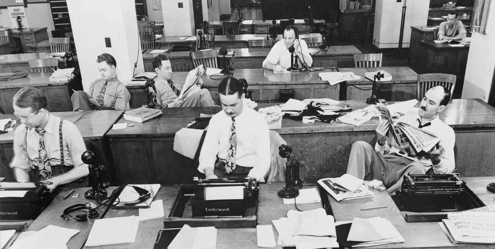 Giornalisti digitali