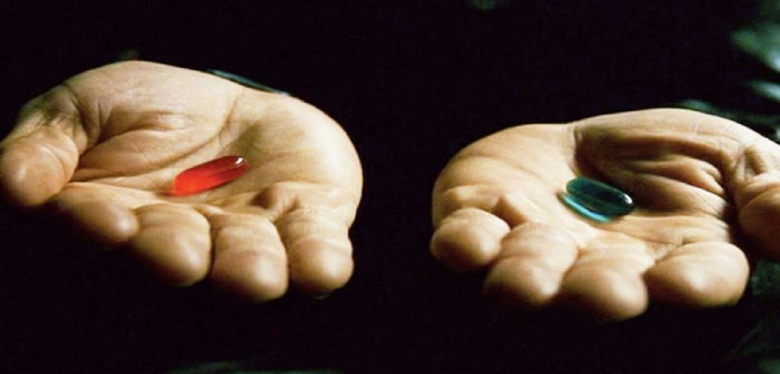 Incel - Red and Blue pill