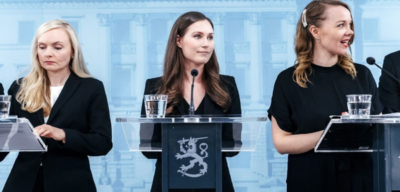donne al potere - sanna marin
